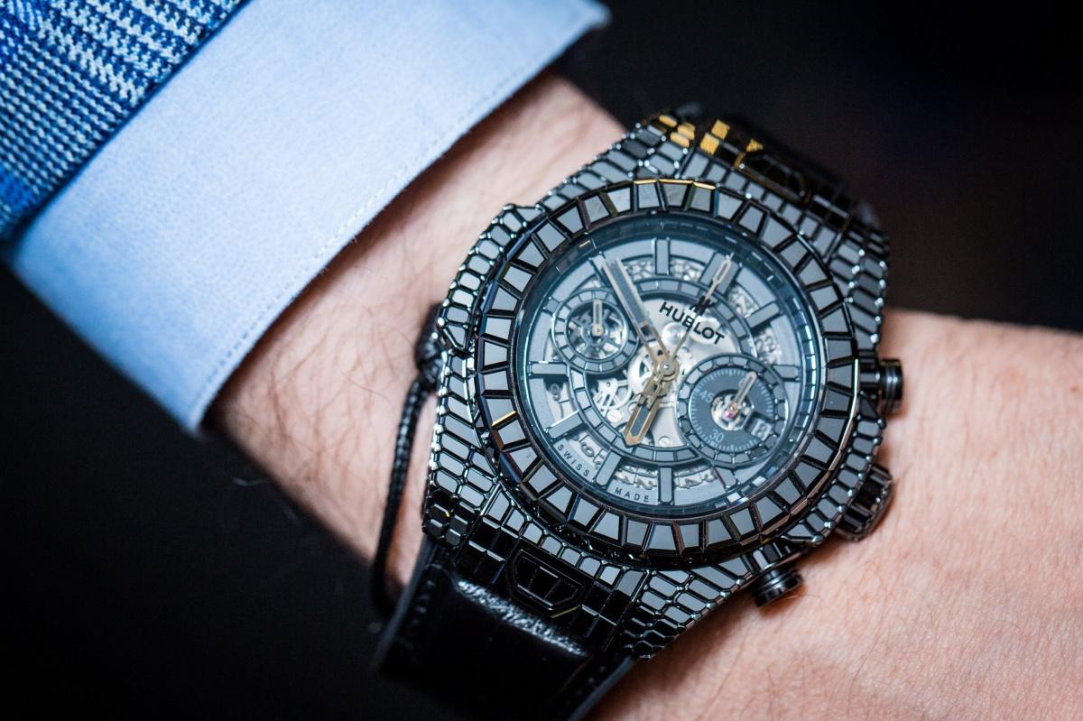 Hublot Unveils 10 Million Big Bang Collection Swiss AP