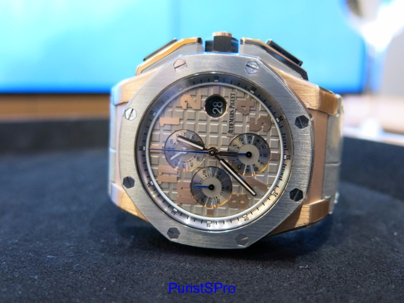 5bfe95c2ff1c You Will Love This Very Cool Audemars Piguet Royal Oak Offshore Chronograph  LeBron James Replica Watch - High Quality Replica Watches For Men