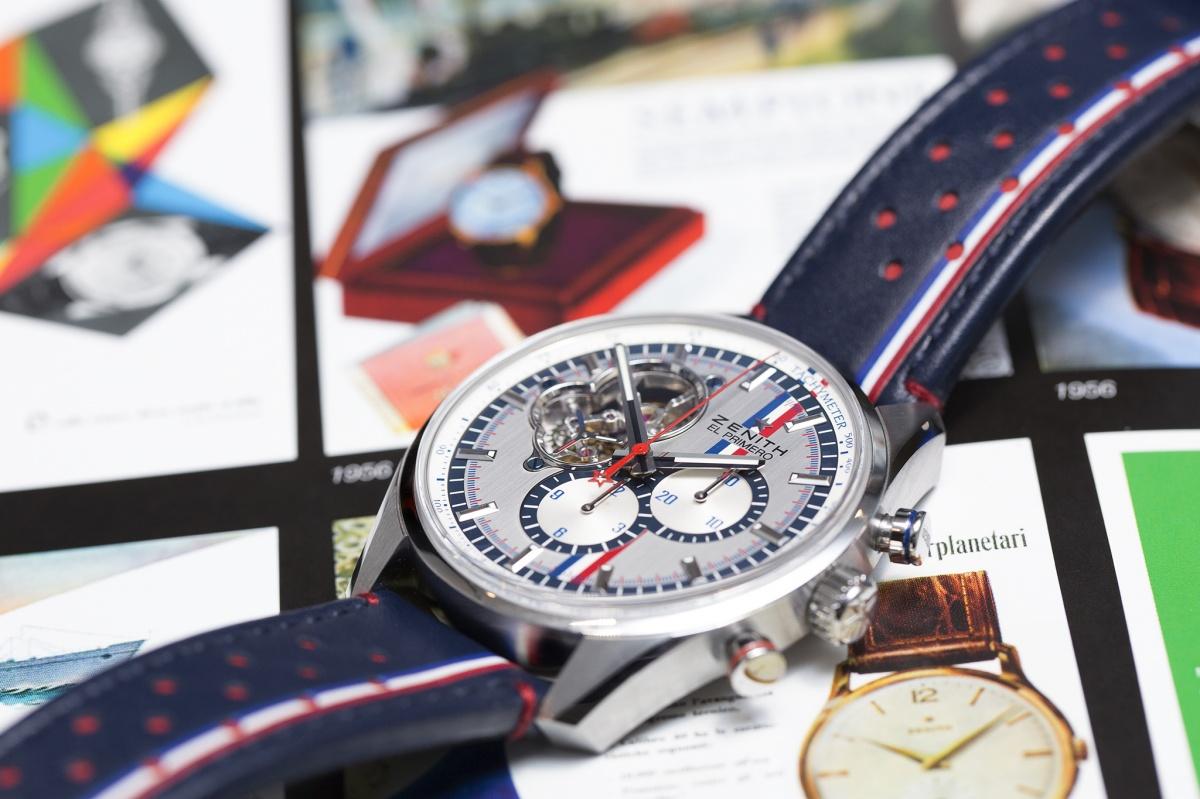 Baselworld 2015 Zenith El Primero Chronomaster 1969 Tour Auto Edition Watch Replica