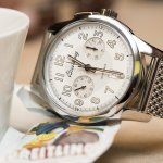 Watches Breitling Transocean Chronograph 1915 Watch Replica Baselworld 2015 coffee 2