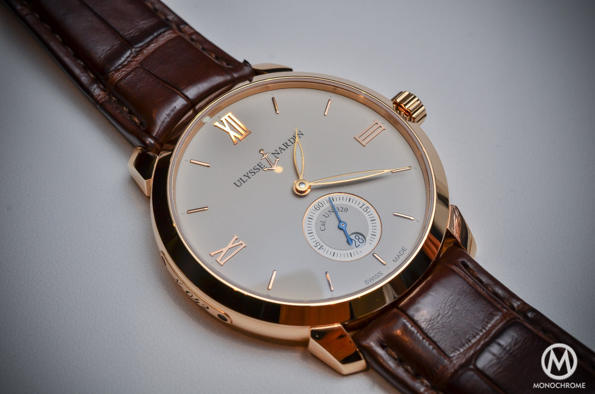 introducing the ulysse nardin classico manufacture live photos price swiss ap watches