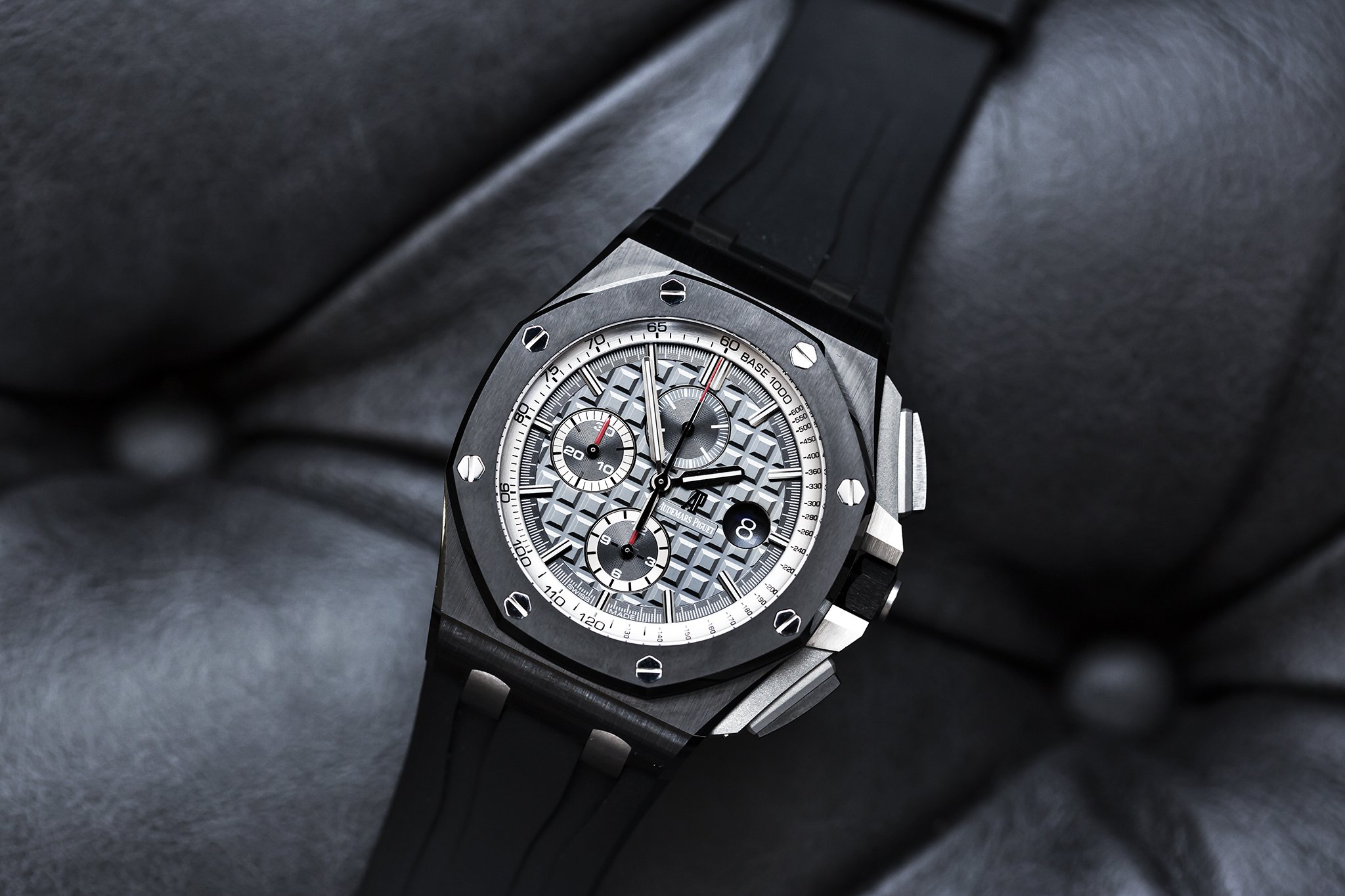 Audemars Piguet Royal Oak Offshore Chronograph Ceramic Watch Replica
