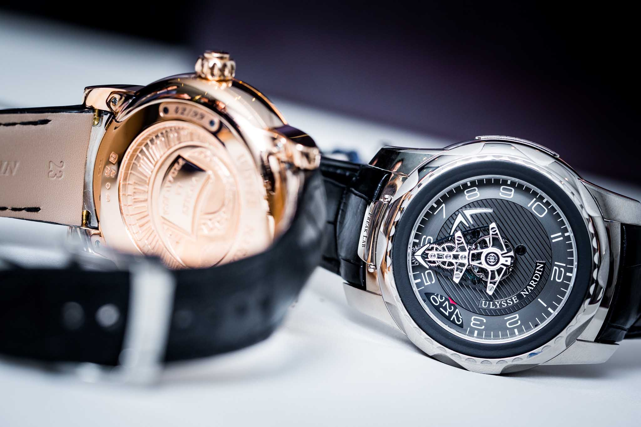 ulysse nardin watch review мало