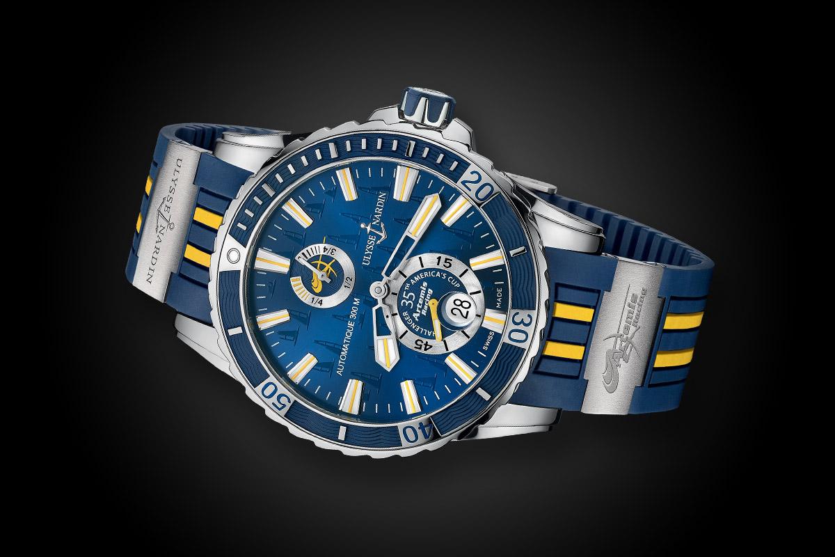 На эти часы ulysse nardin цена была очень высокой из-за иновационных технологий применяемых в производстве.