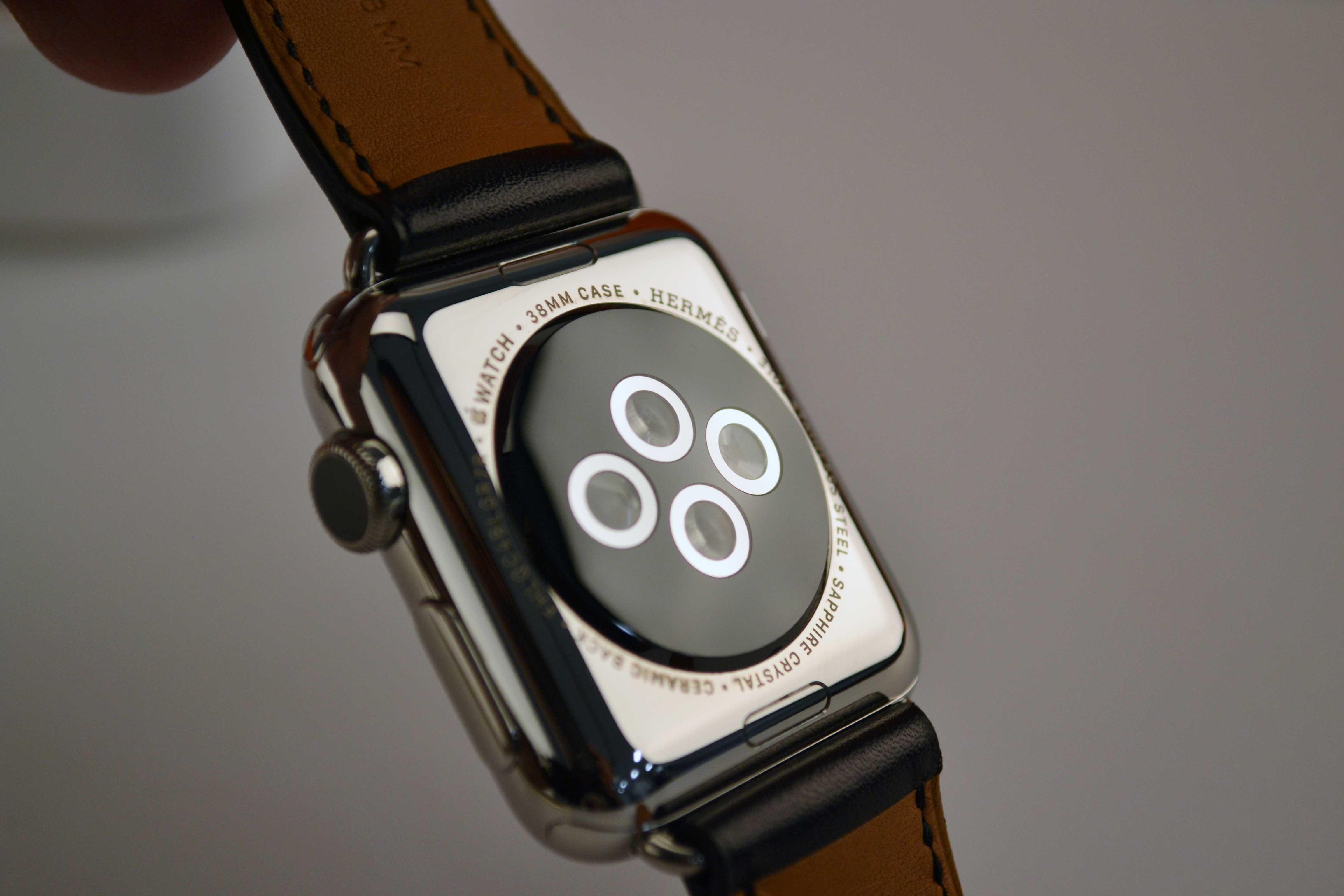 Hands On The Hermès Apple Watch Swiss AP Watches Blog