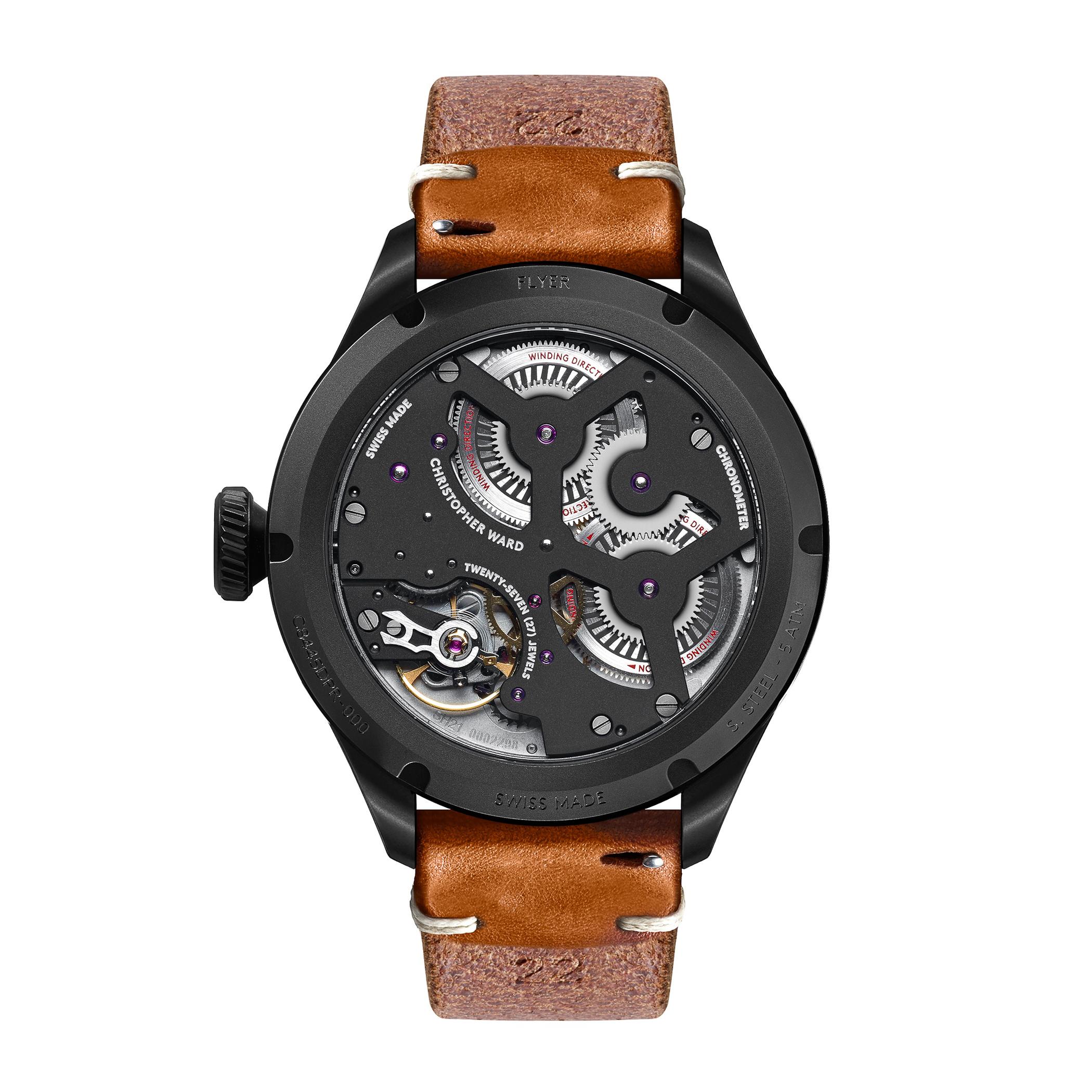 ChristopherWard-C8 Power Reserve Chronometer-1