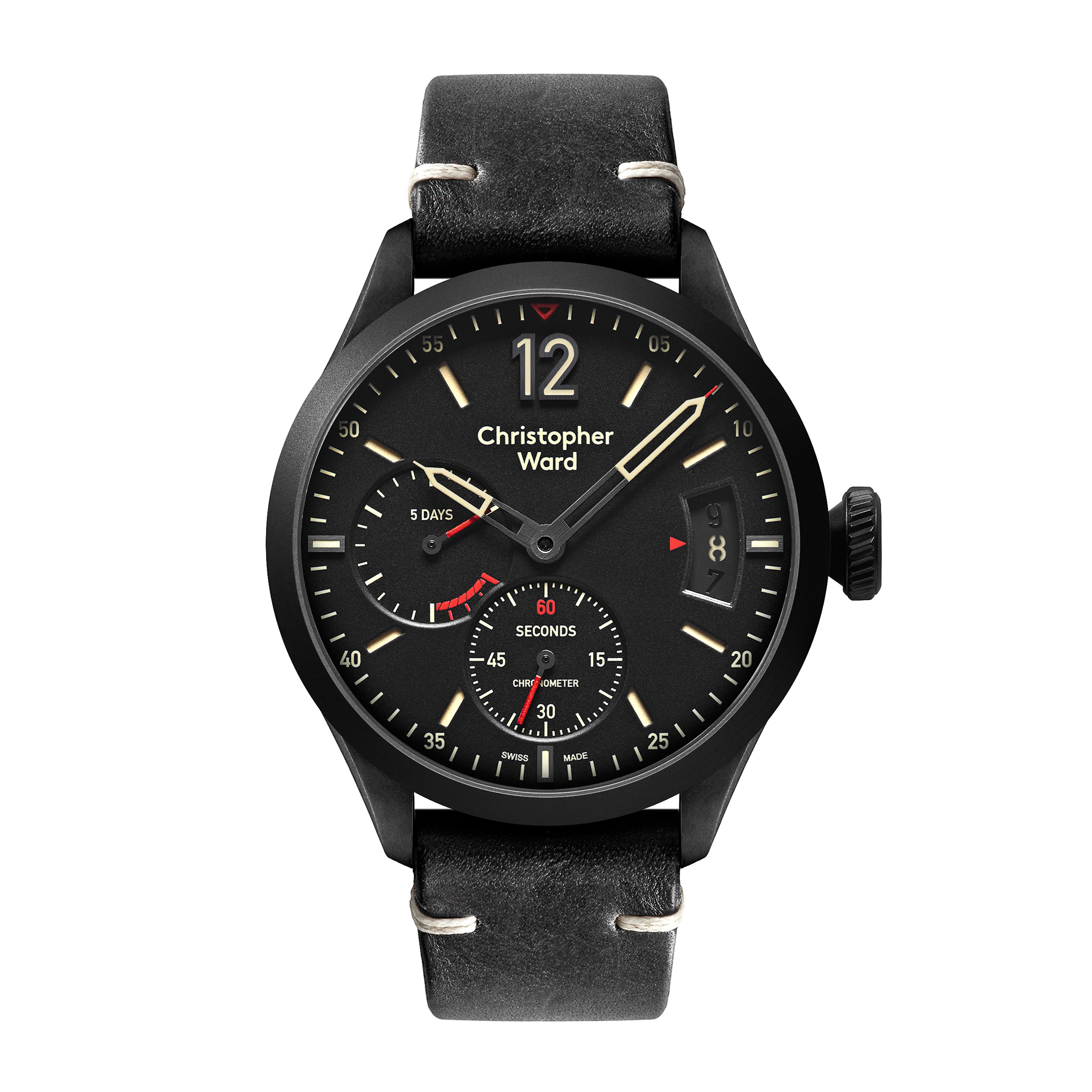 ChristopherWard-C8 Power Reserve Chronometer-2