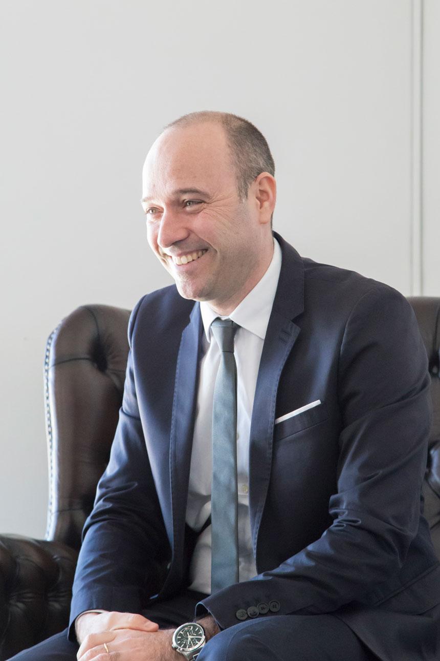Interview Hamilton Watches CEO Sylvain Dolla Swiss AP