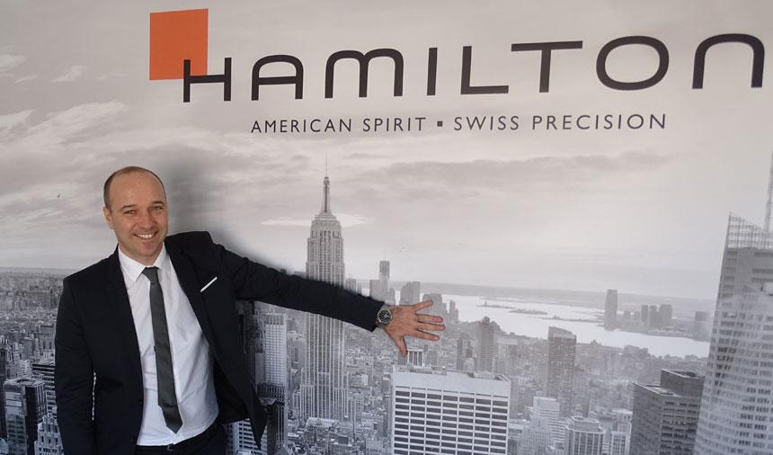 Hamilton Watches CEO Sylvain Dolla Interviste Interviste ABTW