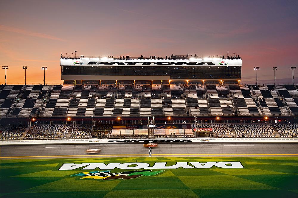 Daytona International Speedway - 2013