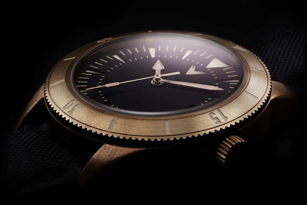 Ventus Mori Brass Diver Watch Watch Releases