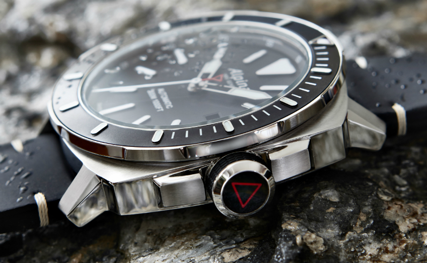 Alpina Seastrong Diver Automatic Watch Swiss AP Watches Blog - Alpina diver