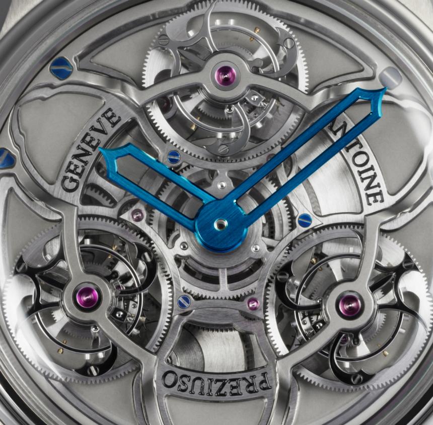 Antoine Preziuso Chronometer Tourbillon Of Tourbillons Watch Watch Releases
