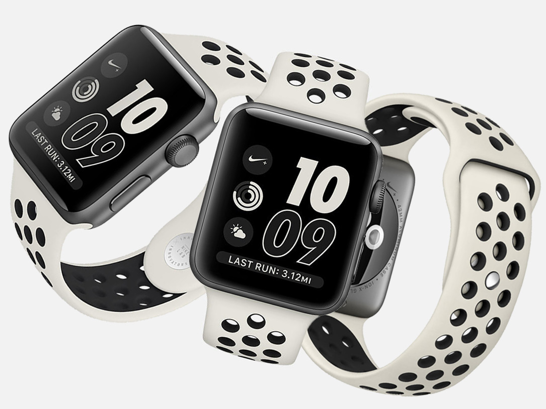 Apple Watch series 2 Nike limited