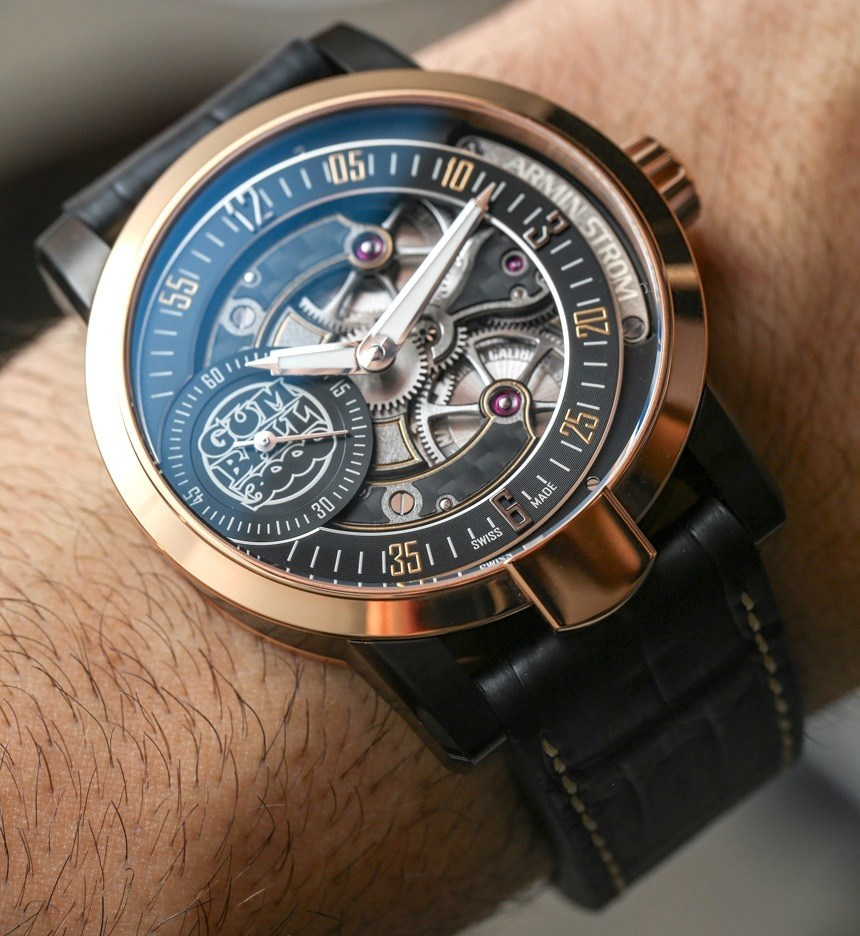 Armin Strom Skeleton Pure Watch Review Wrist Time Reviews