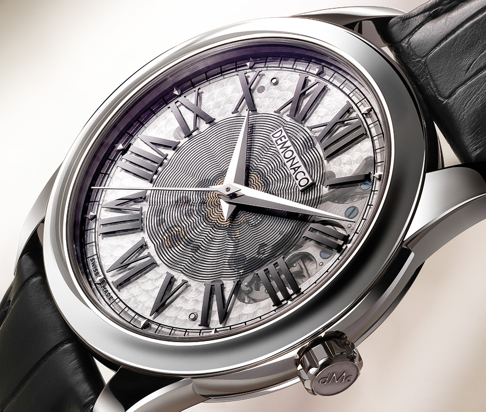Ateliers DeMonaco Poinçon De Genève Saphir Watches Watch Releases