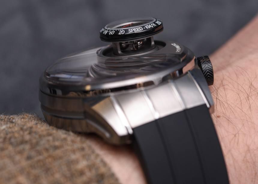 Breva Genie 03 Speedmeter Watch Hands-On Hands-On