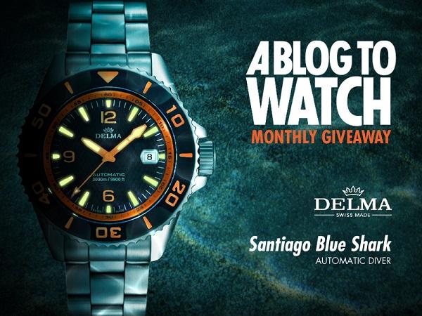 GIVEAWAY: Delma Santiago Blue Shark Giveaways