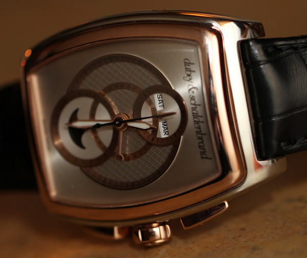 Dubey & Schaldenbrand Grand Dome Watch Hands-On Hands-On