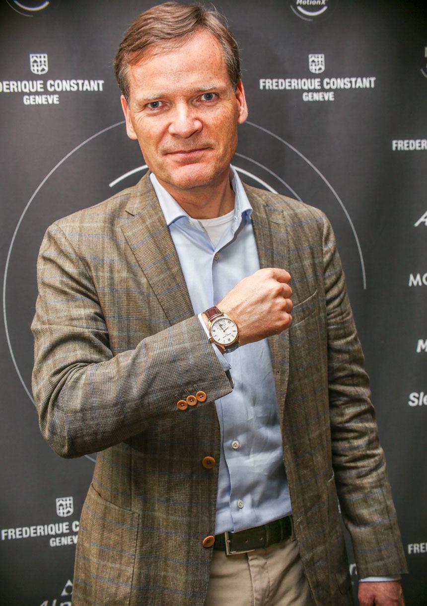 Citizen Watch Co., Ltd. Acquires Frédérique Constant, Alpina, Ateliers DeMonaco Watch Industry News