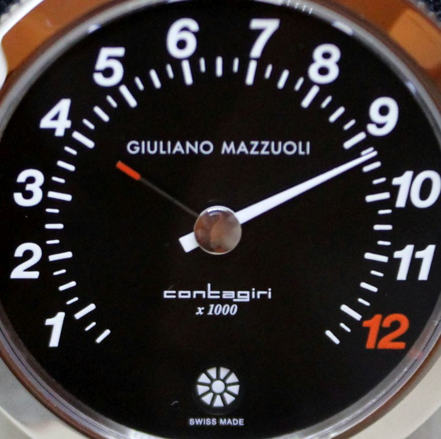 Giuliano Mazzuoli Contagiri Watch Hands-On Hands-On