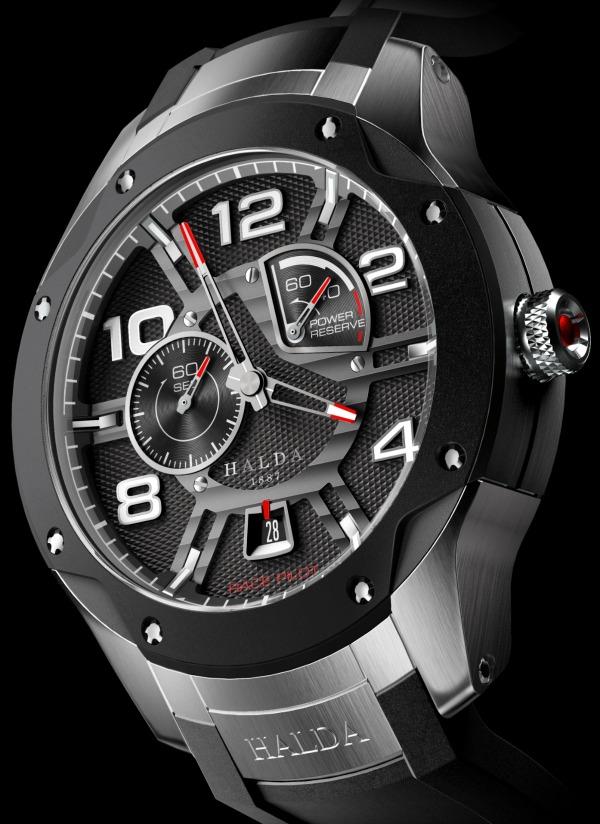 Halda Race Pilot Watch Zenith Mechanical & Digital Movement Watch Releases