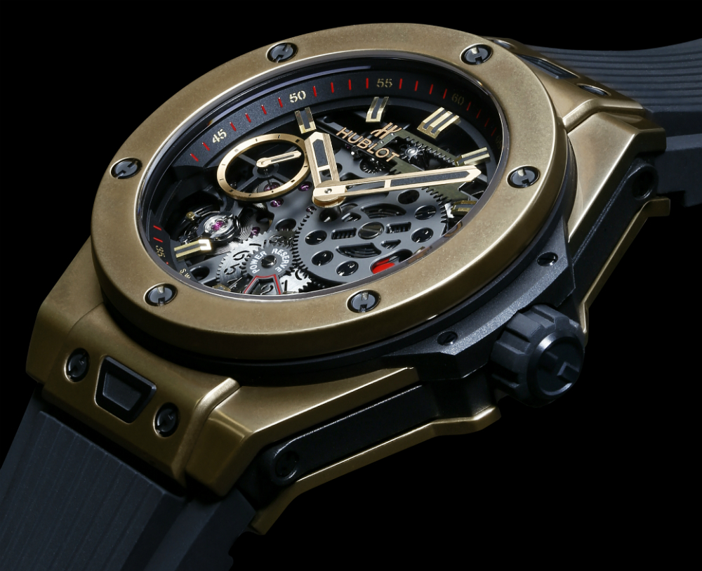 Hublot Big Bang MECA-10 Magic Gold Watch - Swiss AP Watches Blog 943601f05c