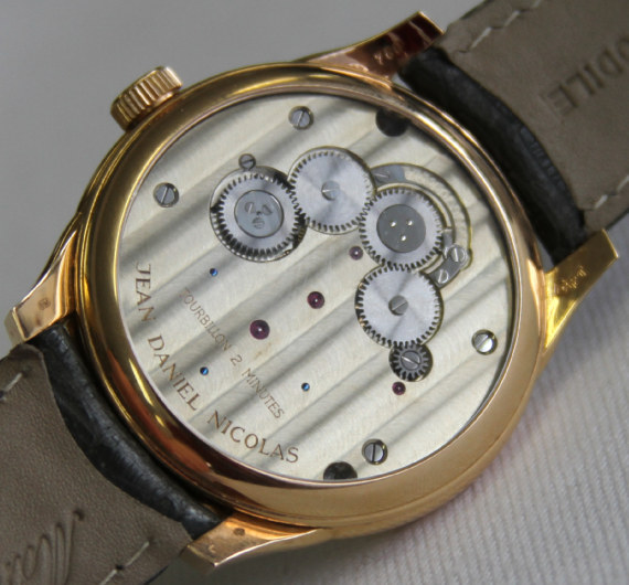 Jean Daniel Nicolas Watches: The Real Daniel Roth Brand Watch Releases