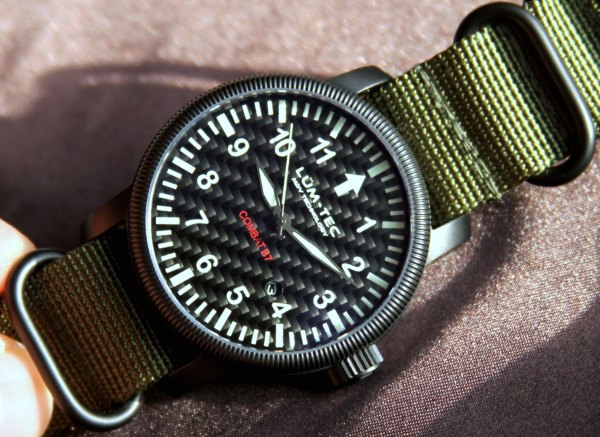 combat ref glycine officier watches