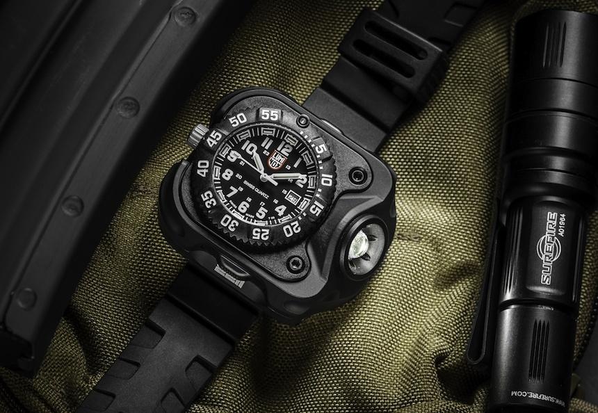 Luminox SureFire 2211 Wristlight Tactical Watch Swiss AP