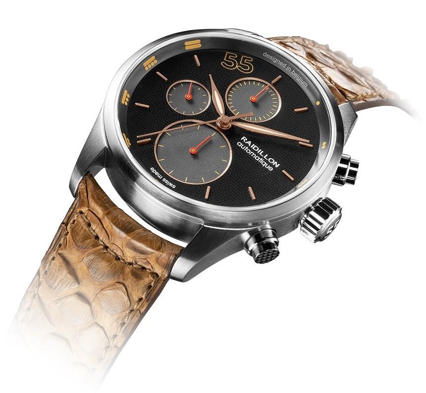 Raidillon Maya Chronograph Watch Watch Releases