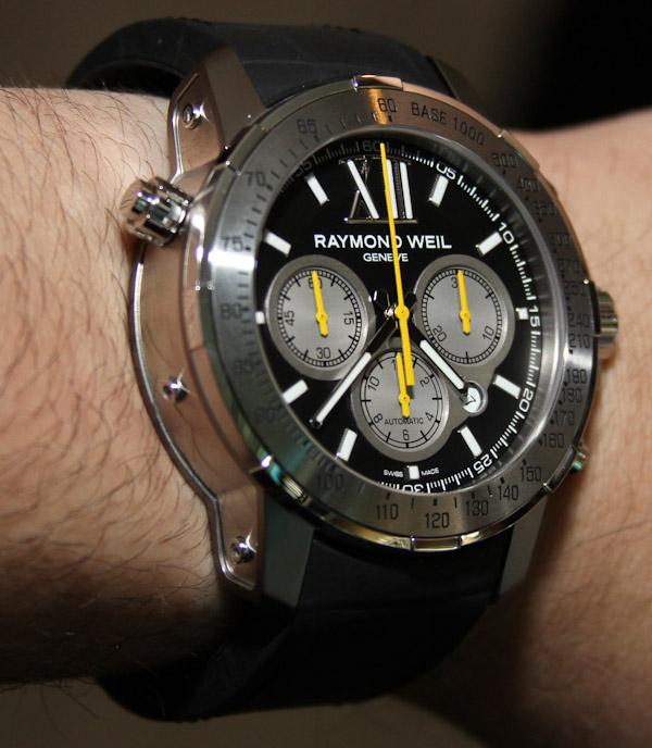 Raymond Weil Nabucco 2011 Watch Hands On Swiss Ap Watches Blog