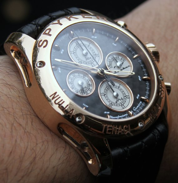 Spyker Car Watches Hands-On Hands-On