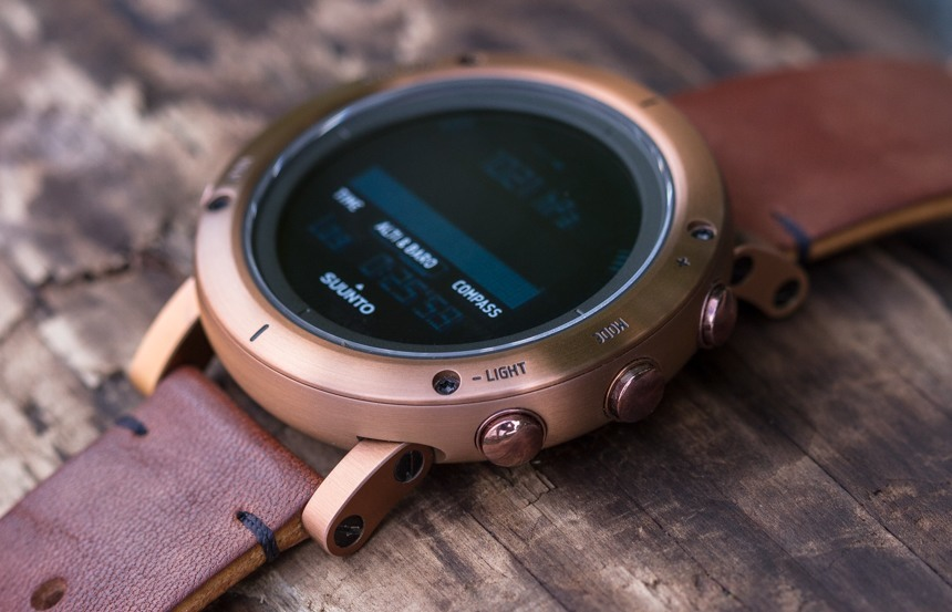Suunto Essential Copper Watch Review Swiss AP Watches Blog