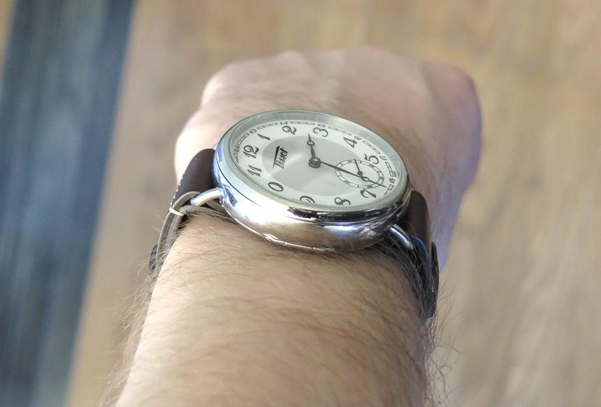 watch winner review tissot heritage 1936 mechanical watch swiss