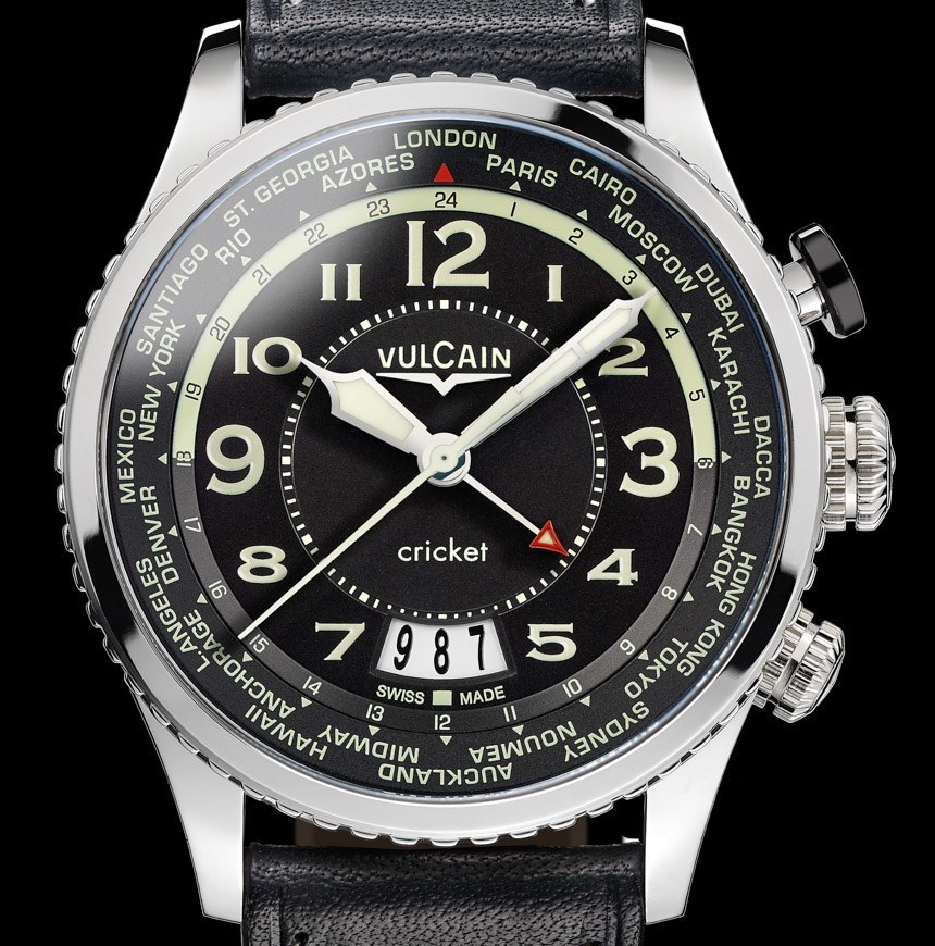 vulcan часы