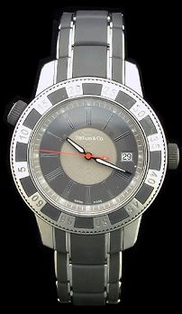 Mystery Tiffany & Co. Diving Watch Is Rare Treat: Partnership With NauticFish, Enza Mechana? Sales & Auctions