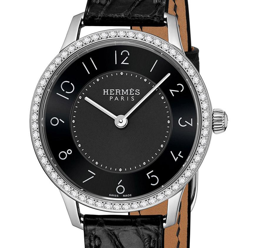Hermés Slim D'Hermés Ladies' Watches Watch Releases