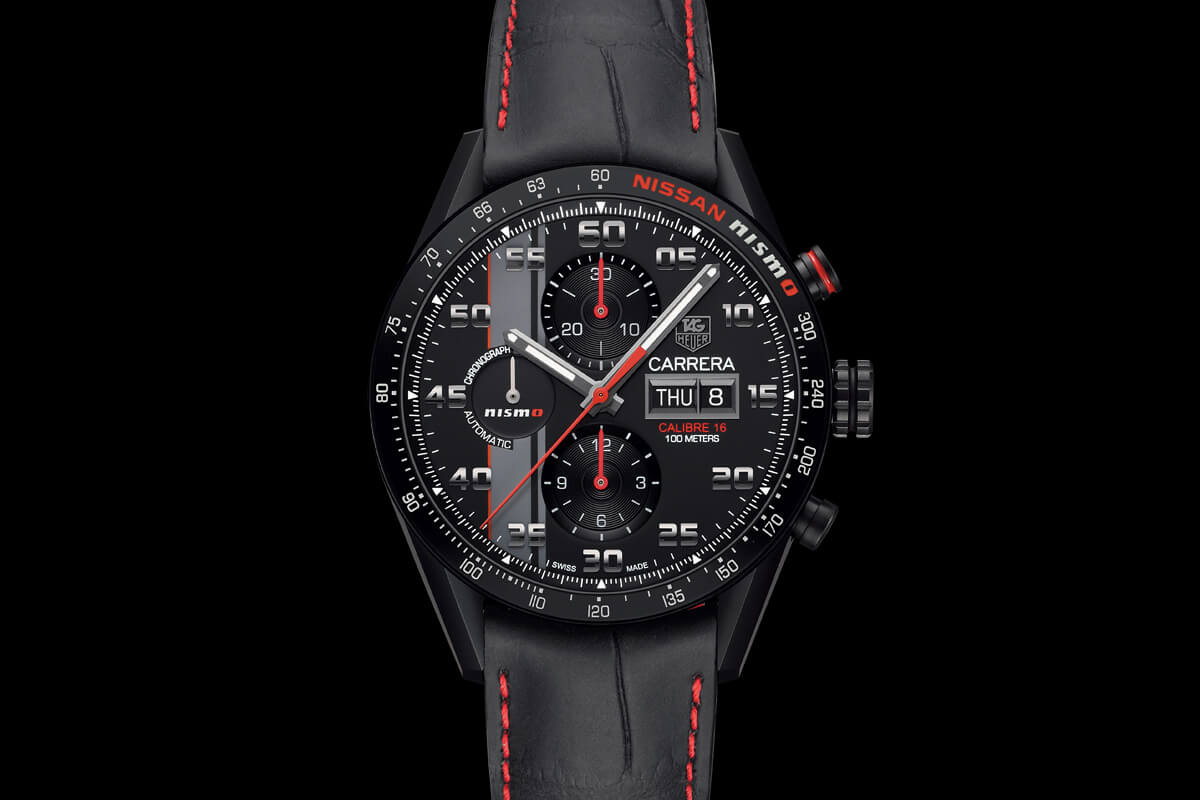 Carrera watches calibre 16 price
