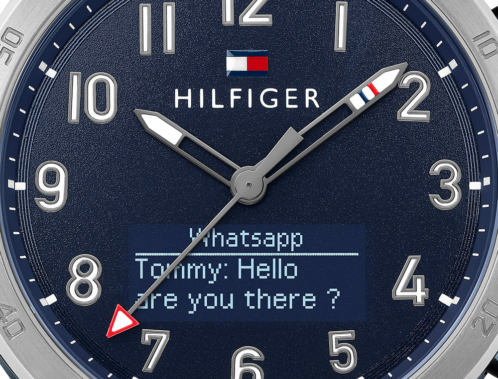 d1b720d2d89437 Movado HP Smartwatches For Tommy Hilfiger, Coach, Scuderia Ferrari & Others  Watch Releases