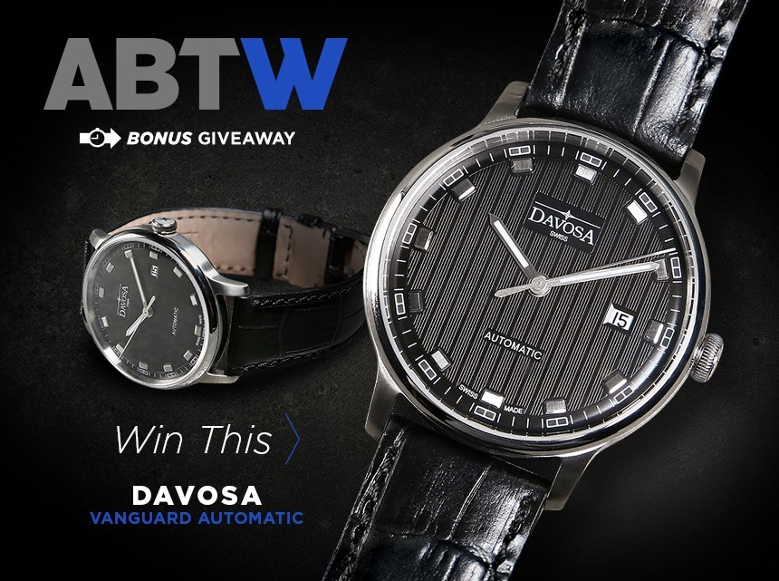 207a78435ec ... Winner Announced  Davosa Vanguard Automatic Watch Giveaway ...