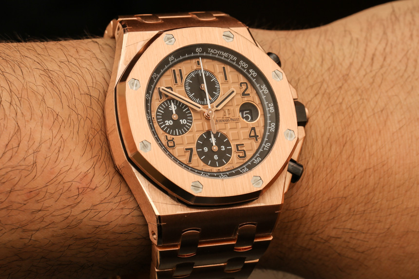 Audemars Piguet Royal Oak Offshore 42mm Watches