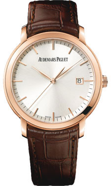 Audemars Piguet Jules Audemars Men's Brown Watch