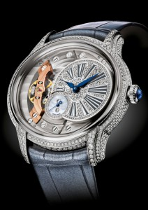 Audemars Piguet Hand-wound Diamonds watch