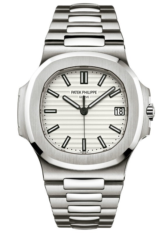 Patek Philippe Silver Automatic Watch
