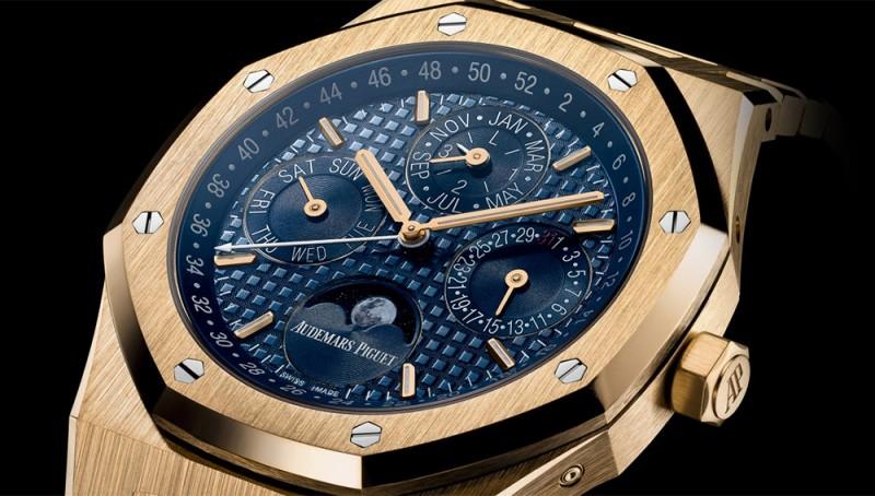 Audemars Piguet Launched The New Model Royal Oak Perpetual Calendar Watch