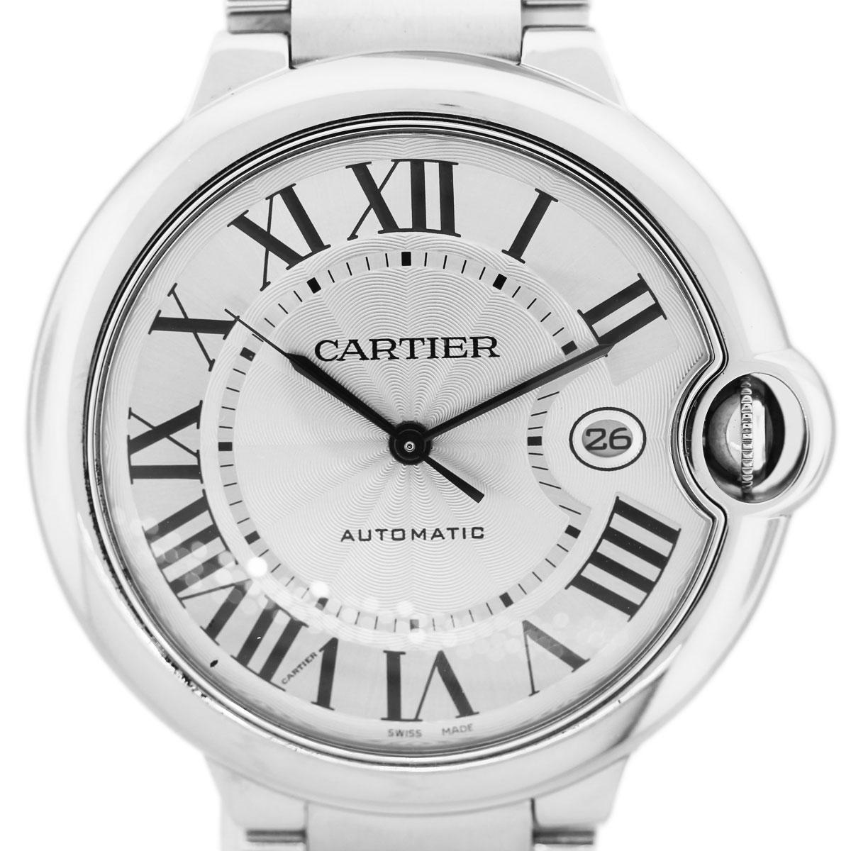 A Watch Seize Your Eye-Cartier Ballon Bleu