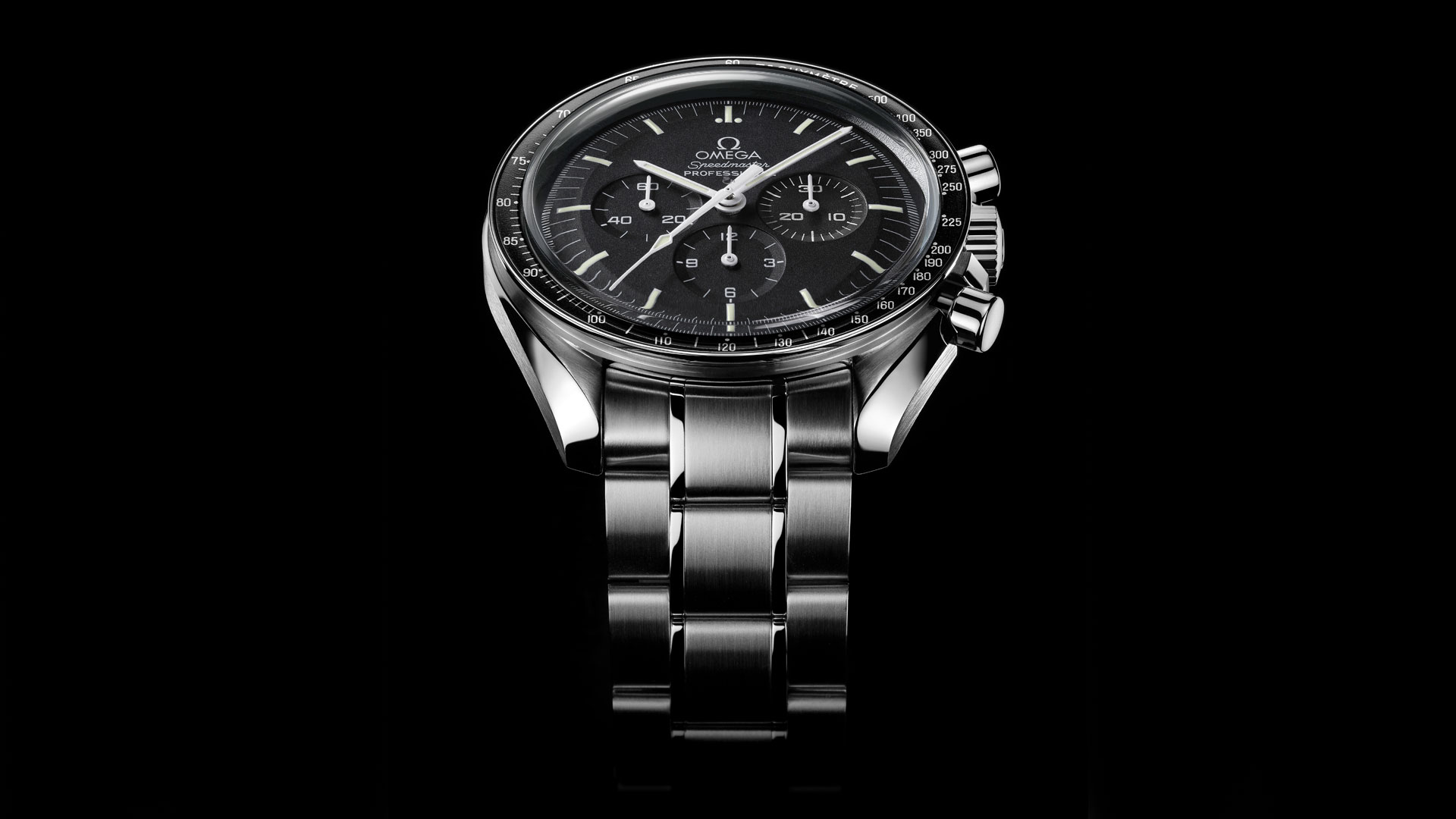 An Iconic Omega Chronograph Watch-Omega Speedmaster '57