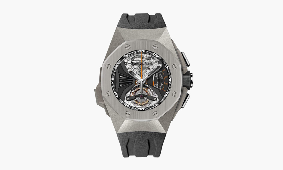Front of Audemars Piguet Royal Oak RD#1 02