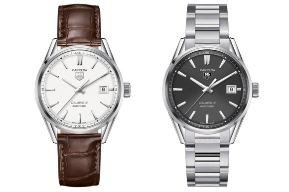 TAG Heuer Carrera 39mm watches